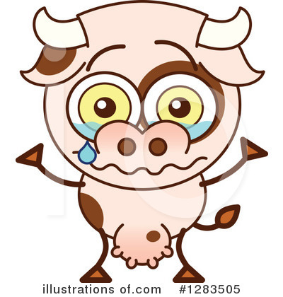 Cow Clipart #1283505 by Zooco