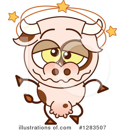 Cow Clipart #1283507 by Zooco