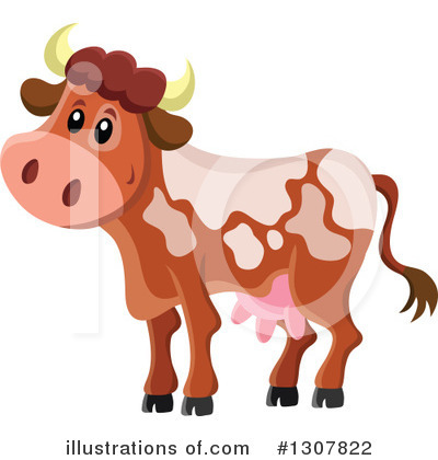 Farm Animal Clipart #1307822 by visekart