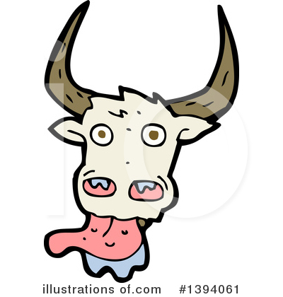Cow Clipart #1394061 by lineartestpilot