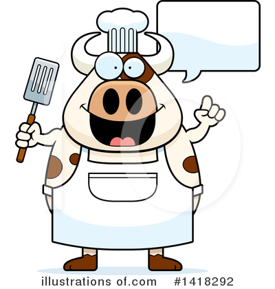 Spatula Clipart #1418292 by Cory Thoman