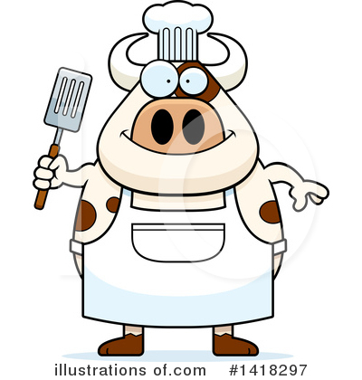 Spatula Clipart #1418297 by Cory Thoman