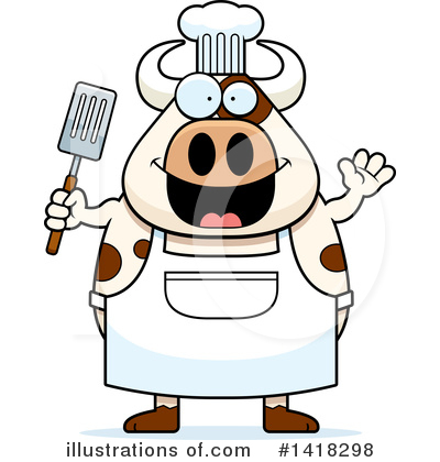 Spatula Clipart #1418298 by Cory Thoman