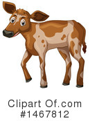 Cow Clipart #1467812 by Graphics RF