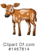 Cow Clipart #1467814 by Graphics RF