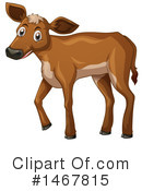 Cow Clipart #1467815 by Graphics RF