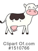 Cow Clipart #1510766 by lineartestpilot