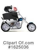 Cow Clipart #1625036 by Julos