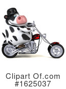 Cow Clipart #1625037 by Julos