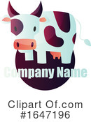 Cow Clipart #1647196 by Morphart Creations