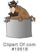 Cow Clipart #19618 by djart