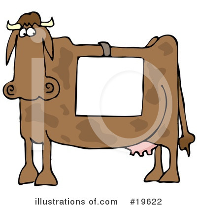 Cow Clipart #19622 by djart