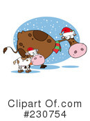 Cow Clipart #230754 by Hit Toon