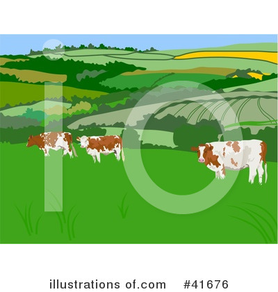 Cows Clipart #41676 by Prawny