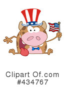 Cow Clipart #434767 by Hit Toon