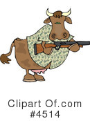 Cow Clipart #4514