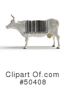 Cow Clipart #50408 by Frank Boston