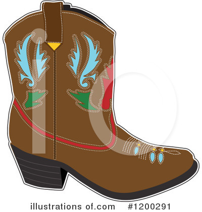 Shoe Clipart #1200291 by Maria Bell