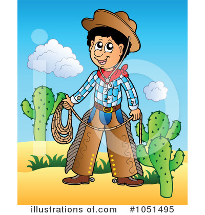Cowboy Clipart #1051495 by visekart