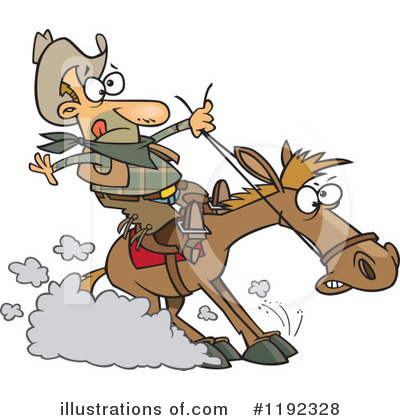 Horse Clipart #1192328 by toonaday