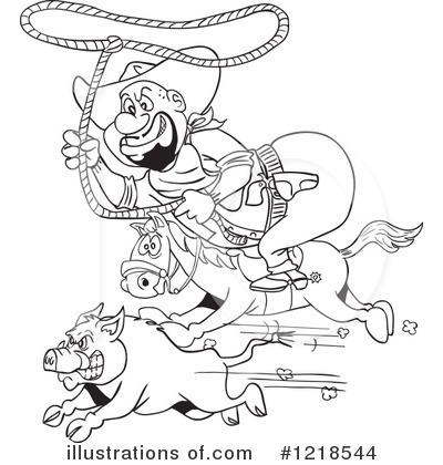 Cowboy Clipart 1218544