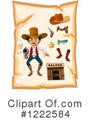 Cowboy Clipart #1222584 by Graphics RF