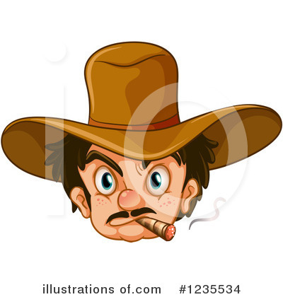 Smoking Clipart #1235534 by Graphics RF