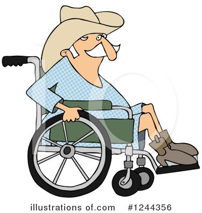 Injured Clipart #1244356 by djart