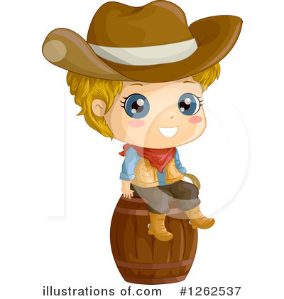Rodeo Clipart #1262537 by BNP Design Studio