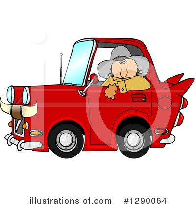 Transportation Clipart #1290064 by djart