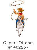 Cowboy Clipart #1462257 by Graphics RF