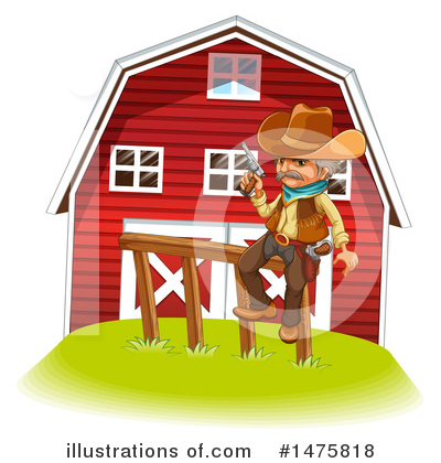 Farmer Clipart #1475818 by Graphics RF