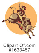 Cowboy Clipart #1638457 by BNP Design Studio