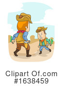 Cowboy Clipart #1638459 by BNP Design Studio