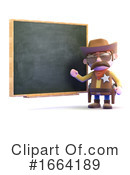 Cowboy Clipart #1664189 by Steve Young