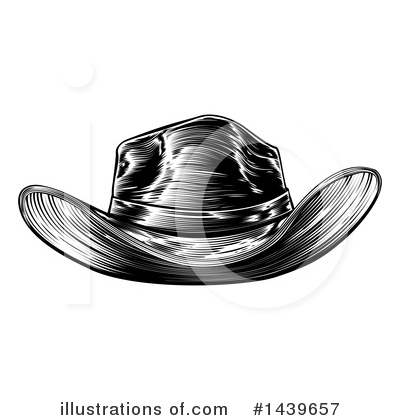 Cowboy Clipart #1439657 by AtStockIllustration