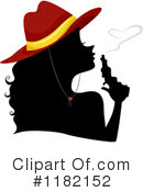 Cowgirl Clipart #1182152