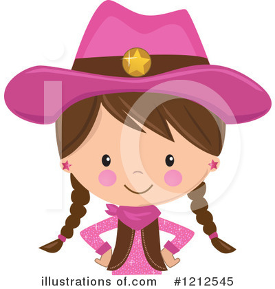 Cowgirl Clipart #1212545 by peachidesigns