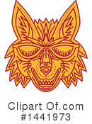 Coyote Clipart #1441973