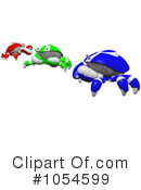 Crab Clipart #1054599 by Leo Blanchette