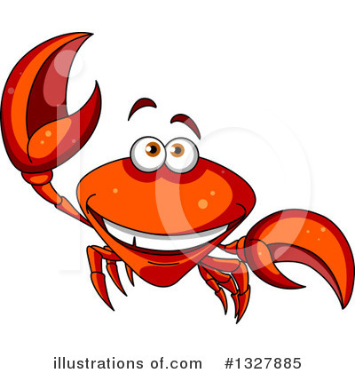 Sea Life Clipart #1327885 by Vector Tradition SM