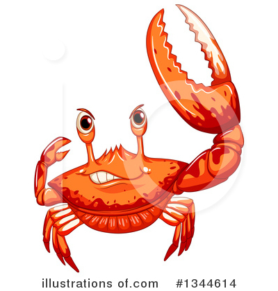 Sea Life Clipart #1344614 by Graphics RF