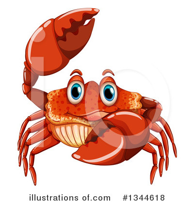 Sea Life Clipart #1344618 by Graphics RF