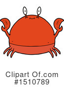 Crab Clipart #1510789 by lineartestpilot