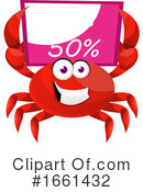 Crab Clipart #1661432 by Morphart Creations