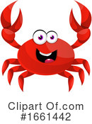 Crab Clipart #1661442 by Morphart Creations