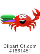 Crab Clipart #1661451 by Morphart Creations