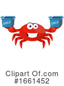 Crab Clipart #1661452 by Morphart Creations