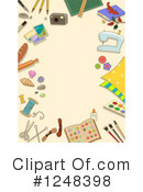 Crafts Clipart #1248398 by BNP Design Studio
