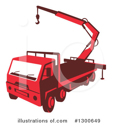 Heavy Machinery Clipart #1300649 by patrimonio